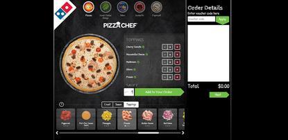 Domino's Pizza Mogul online portal