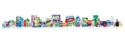 Procter & Gamble brands