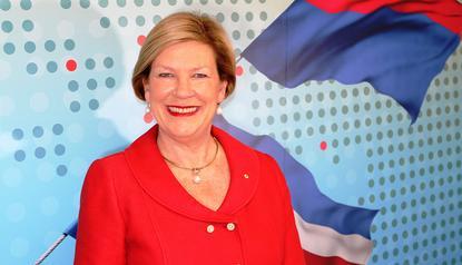 Ann Sherry, Carnival Australia