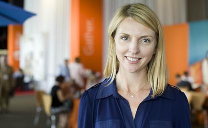 Microsoft Australia CMO and COO, Rachel Bondi