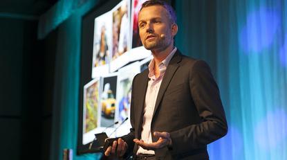 Sitecore CEO, Michael Seifert