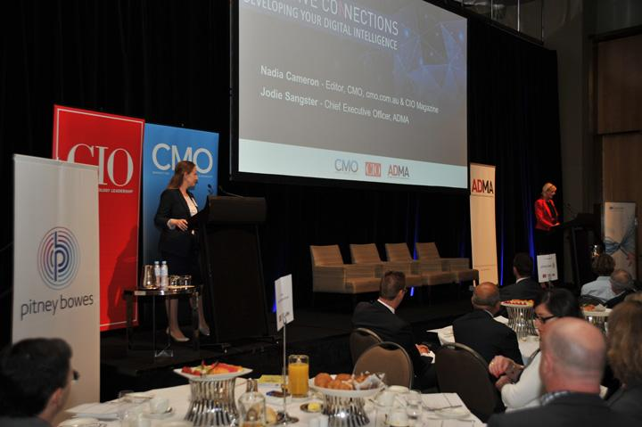 In pictures: CMO, CIO and ADMA's Executive Connections event on digital in Melbourne