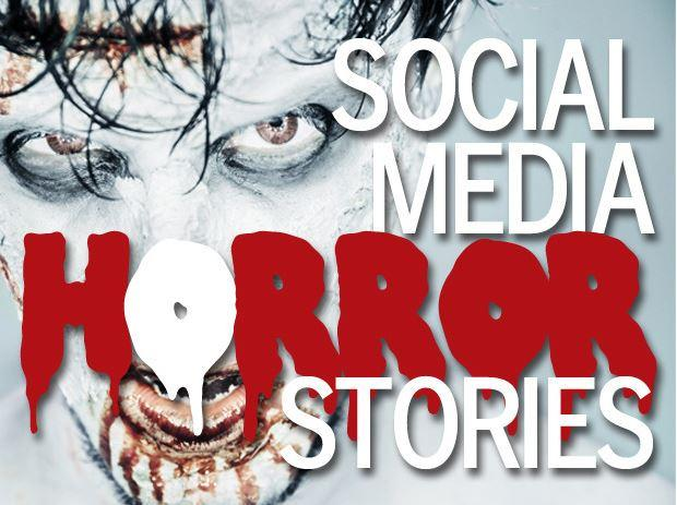 In Pictures: 12 shocking social media horror stories