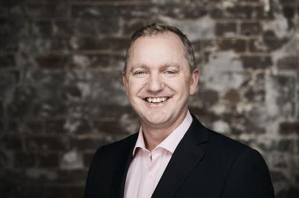 Nine's chief digital and marketing officer, Alex Parsons