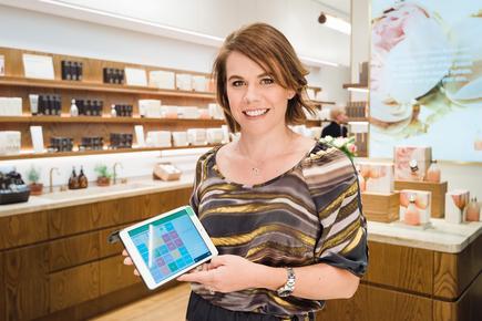 Jurlique Australia' GM, Ann Donohue reveals the retailer's new mobile POS system