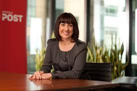 Australia Post's Christine Corbett