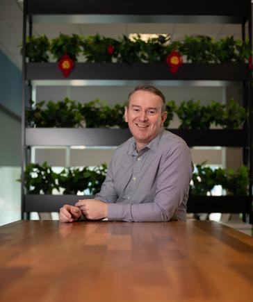 Colin Barnard, Commercial Director at Criteo, ANZ