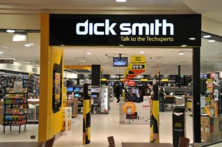 Dick Smith: one of the growing list of Aussie retailers facing a meltdown