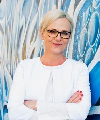 Butcher Baker & Co Communications' director, Jane Evans
