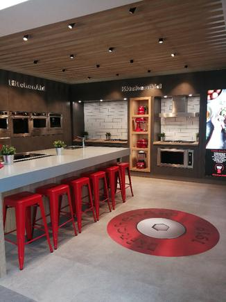 Inside the new Melbourne KitchenAid store
