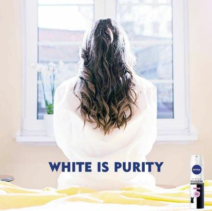 The Nivea ad