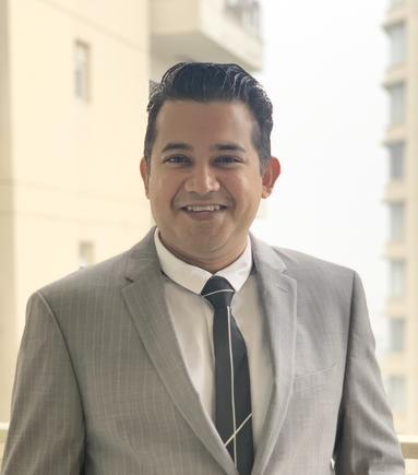 Saurabh Jain Reckitt's hygiene A/NZ marketing director