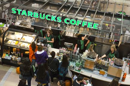A short-lived Starbucks campaign saw the coffee giant accused of dabbling in racial politics