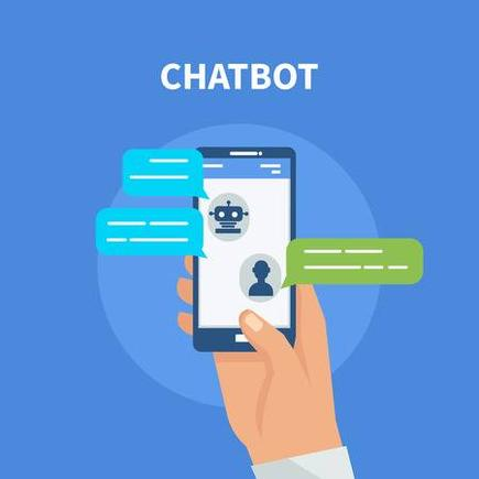 Conversational chatbot example
