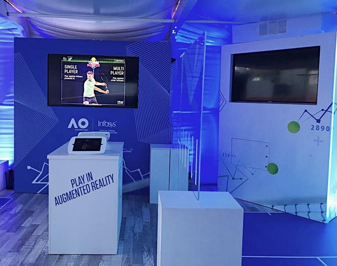 Australian Open leverages AR and VR technologies to create