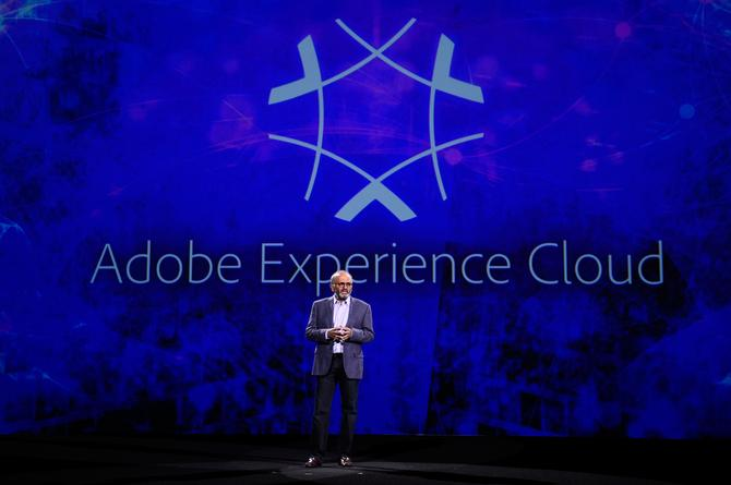 Adobe president and CEO, Shantanu Narayen