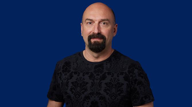 Zappos head of customer research, Alex Genov