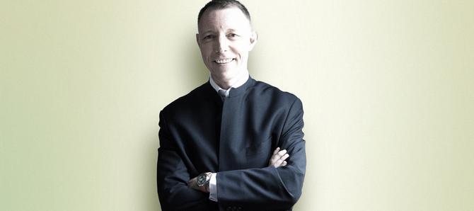 Audi of Korea head of marketing, Jorg Dietzel