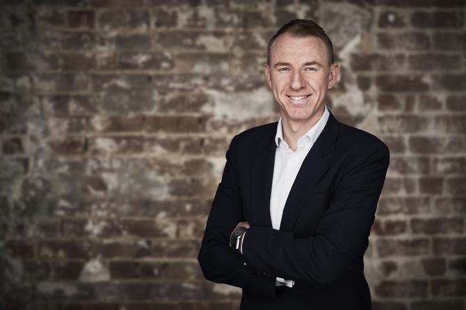 Christiaan Rutten, Nine's Chief Digital Operating Officer.