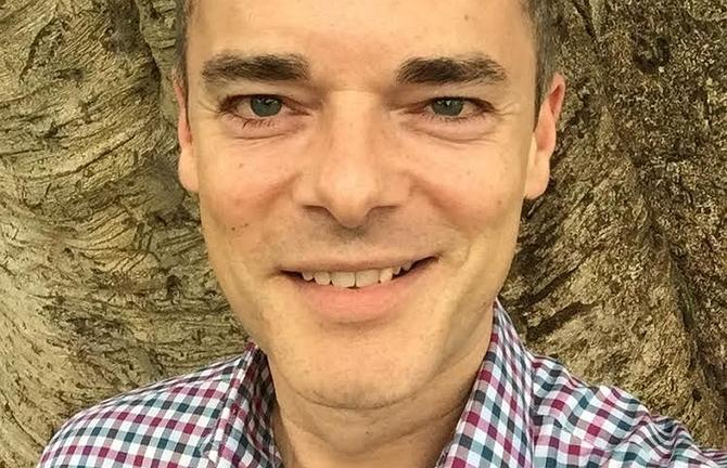 Freeview's newly appointed marketing director Scot Mota
