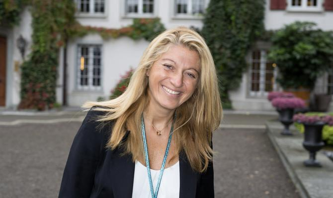 Geraldine Teboul