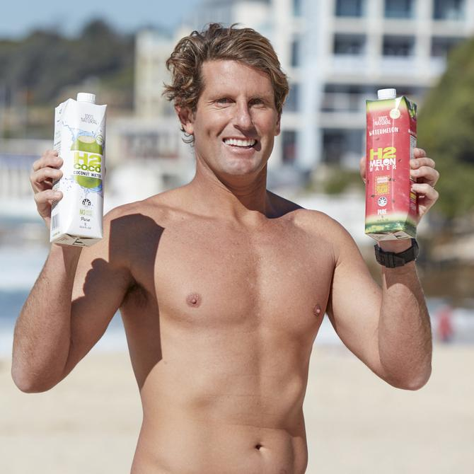 Bondi Rescue star Anthony 'Bondi Harries' Carroll
