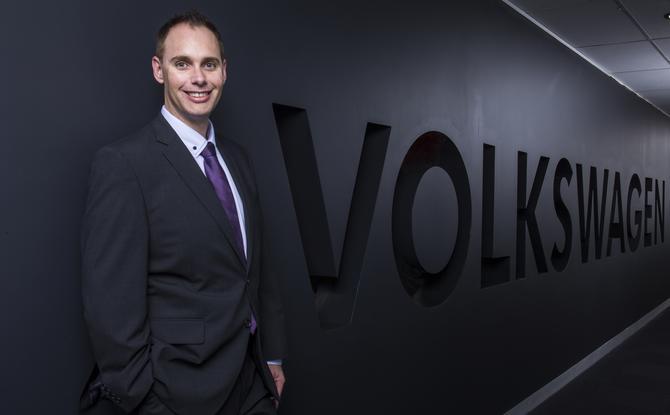 Jason Bradshaw, Volkswagen Group Australia