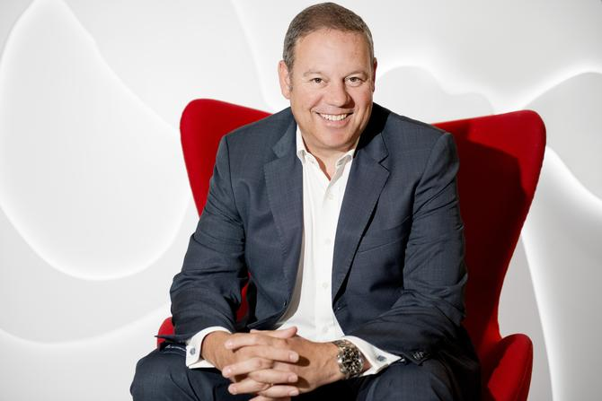 OgilvyRED's new Chairman, Jerry Smith, will have a dual role maintained alongside his position as President & CEO for OgilvyOne Worldwide