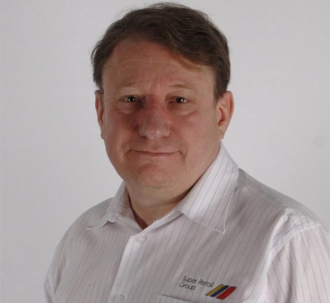 Kevin McAulay