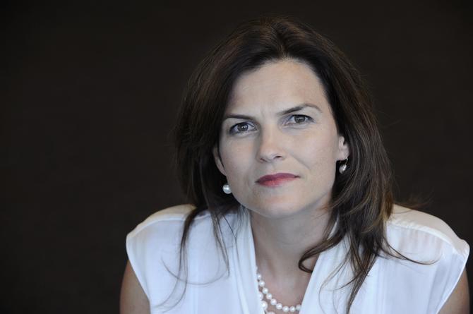 Vodafone CMO, Kim Clarke