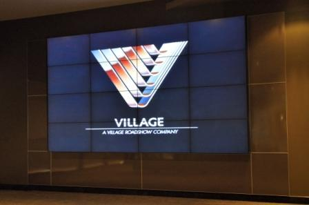 Three more Village Cinema venues are set to be assessed as potential video wall sites Image credit: Lindsay Stodden.
