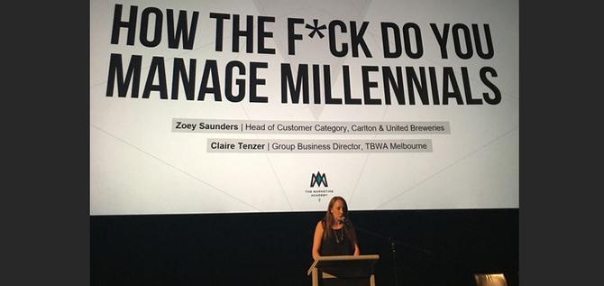 Millennial what generation speech is 77 Millennial
