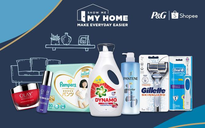 P G S Latest Experiential Campaign Highlights Changing Consumer Demands In Ecommerce Cmo Australia