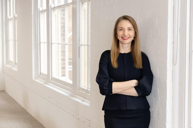 Humm Group CEO, Rebecca James