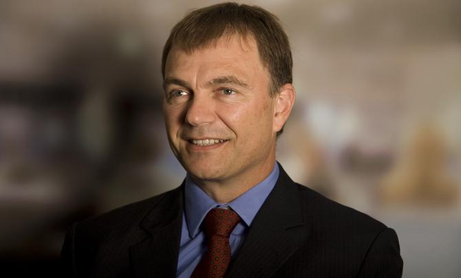 Deloitte CMO, David Redhill