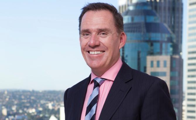 Simon McGrath, Accor Pacific