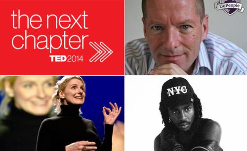 TED is taking over Facebook's Paper app with exclusive content to coincide with its annual conference