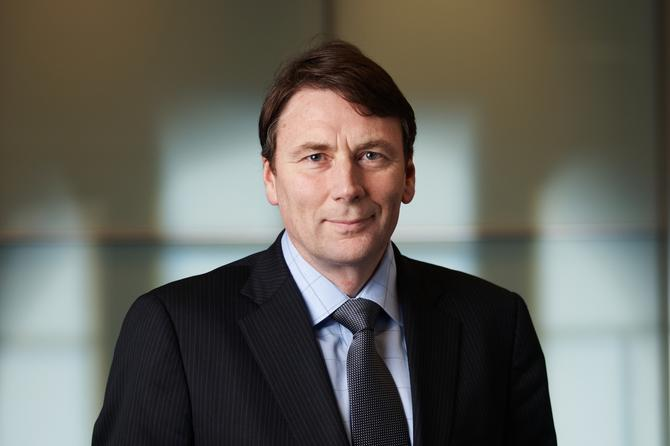 Telstra CEO David Thodey looks toward Asia.