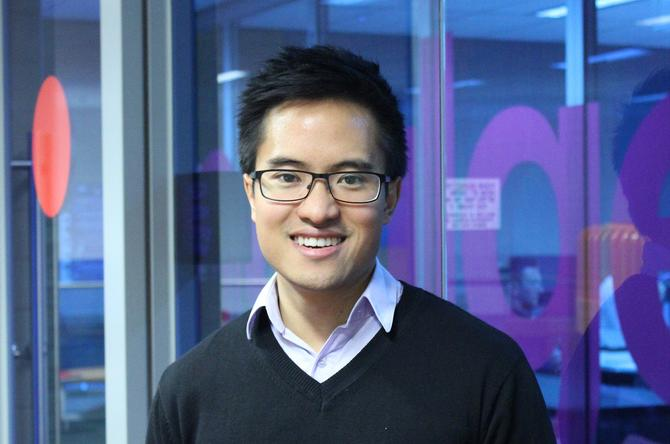 Tony Nguyen, brand manager for BelVita at Mondelez Australia