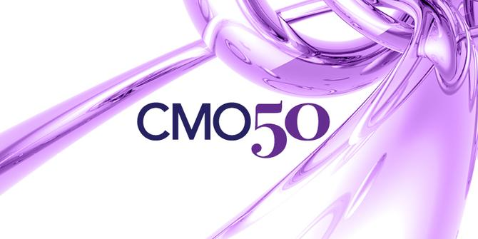 Editorial: What the CMO50 tells us about how marketing must be done differently