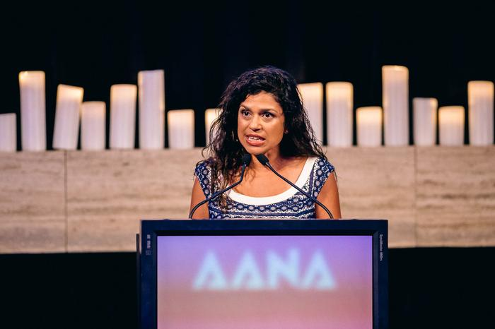 AANA chief executive officer, Sunita Gloster