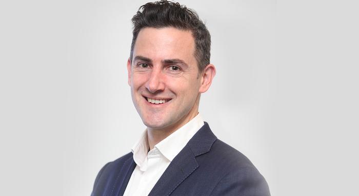 Network Ten's Martyn Raab