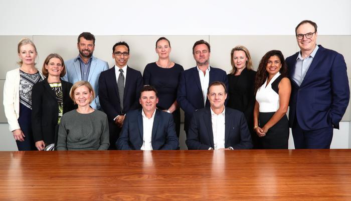 The AANA board