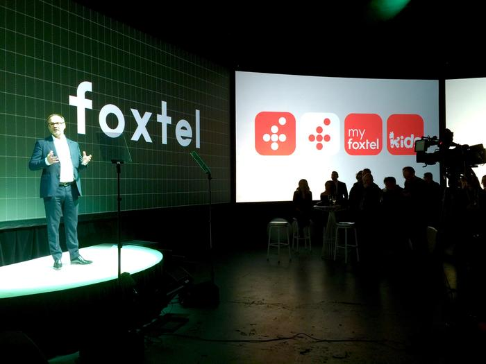 Foxtel's MD of customer and retail Mark Buckman reveals foxtel's latest brand transformation