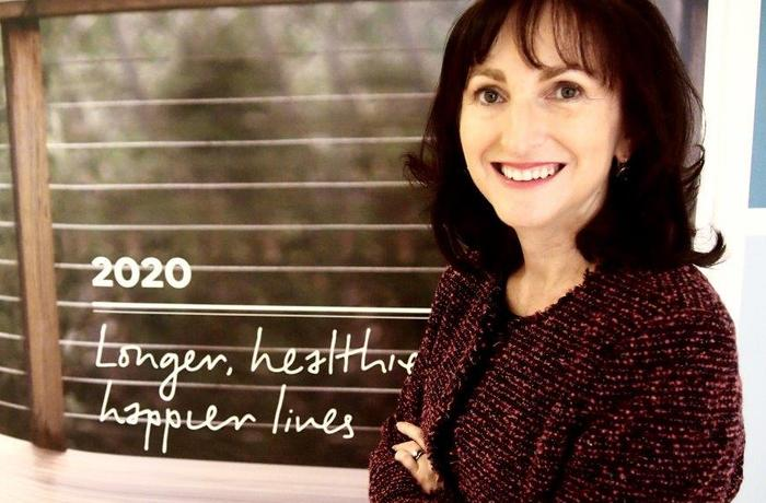 Jane Power, Bupa's new director of marketing
