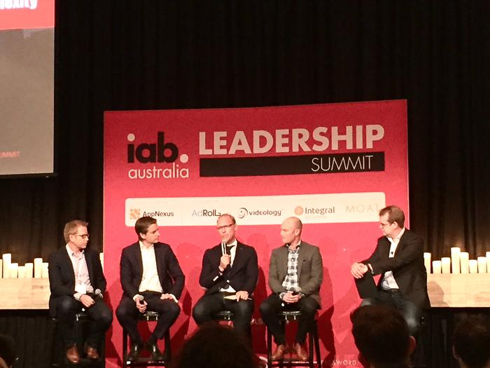 Expert panel at the recent IAB Summit moderated by Brad Howarth discuss the importance of effectiveness and viewability