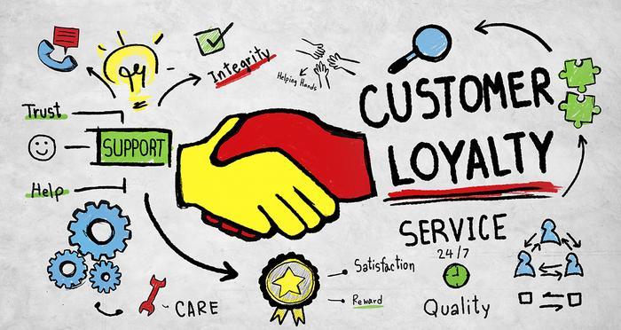 customer loyality Satisfaction is fleeting loyalty is the measure that predicts future customer behavior.