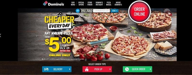 Domino S Reports Record Financial Result Off Back Of Digital And Customer Innovation Cmo Australia