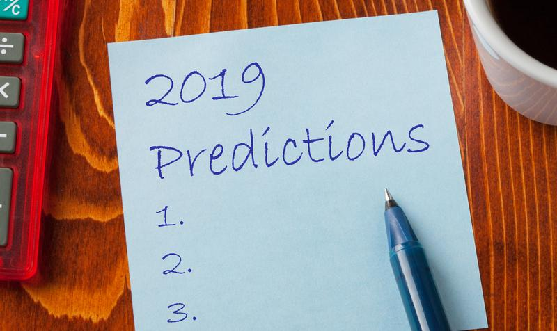 Predictions: 9 digital marketing trends for 2019